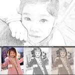 XnSketch、写真をマンガやスケッチに簡単に変換
