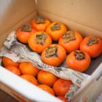沢山もらった柿の保存方法