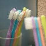 磨きやすい歯ブラシ(先細)買いました!